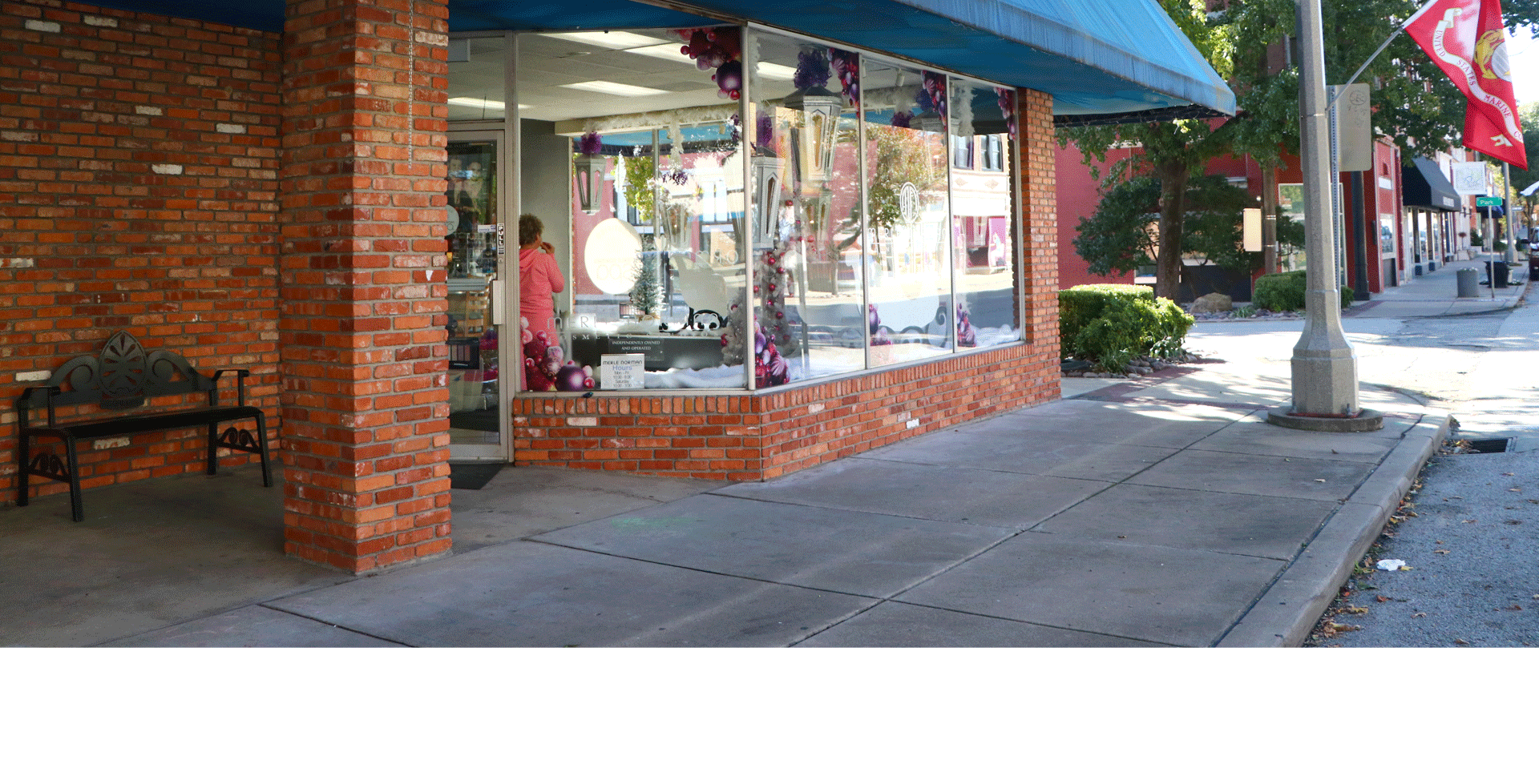Visit Merle Norman Cosmetics and Day Spa on historic Route 66!